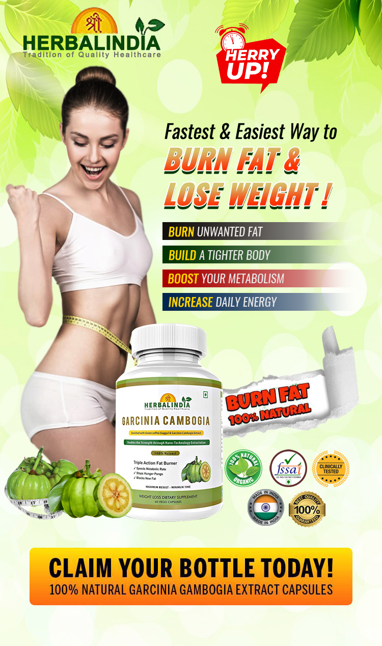 Garcinia Cambogia Herbs Trick To Kill Belly Fat In 1 Week Do