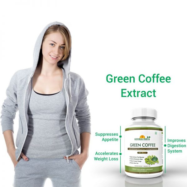 Green Coffee – 1 Bottle