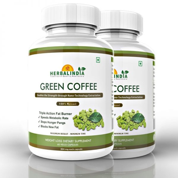 Green Coffee – 2 Bottle