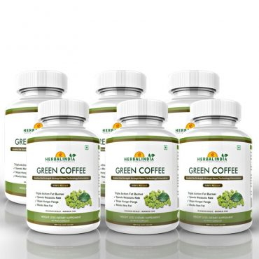 Green Coffee – 6 Bottle